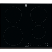 Electrolux LIT6043 hob Black Built-in Zone induction hob 4 zone(s)