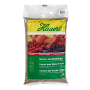 Hauert Beeren- und Obstdünger Multinutrient fertilizer Compound fertilizer Granular