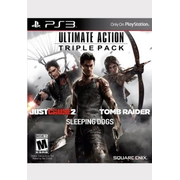 Square Enix Ultimate Action Triple Pack PS3 French PlayStation 3