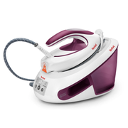 Tefal Express Anti-Calc SV8054 steam ironing station 2800 W 1.8 L Durilium soleplate Purple, White