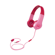Motorola Squads 200 Headset Head-band 3.5 mm connector Pink