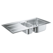 GROHE 31569SD0 bathroom sink Stainless steel