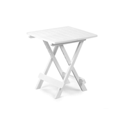 Ipae-Progarden Adige outdoor table White Square shape