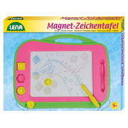 Simm Spielwaren Colour magic drawing board, big kids' magnetic drawing board