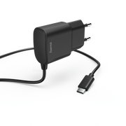 Hama 00183242 mobile device charger Black Indoor
