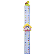 Goki 60800 baby height chart Multicolour Wood