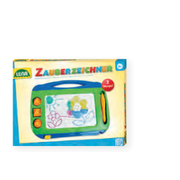 Simm Spielwaren Colour magic drawing board, small kids' magnetic drawing board