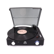 GPO Retro Stylo II Belt-drive audio turntable Black