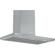 Bosch Serie 6 DWB97LM50 cooker hood Wall-mounted White 697 m³/h A