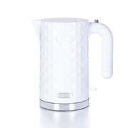 Camry CR 1269w electric kettle 1.7 L 2200 W White