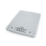 Soehnle Page Comfort 300 Slim Silver Countertop Square Electronic kitchen scale