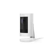 Ring Stick Up Cam Wired, IP security camera, Indoor & outdoor, Wired & Wireless, Box, Ceiling/Wall/Desk, White
