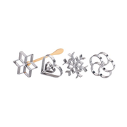 Tescoma 630048 cookie cutter Stainless steel