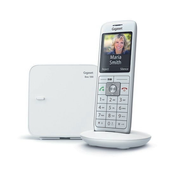 Gigaset CL660 Analog/DECT telephone Caller ID White