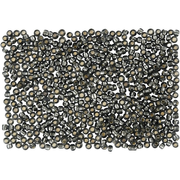 Creativ Company 686740 beads Round bead Glass Black
