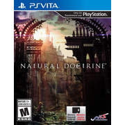 NIS America Natural Doctrine Basic English PlayStation Vita