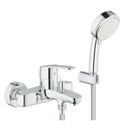 GROHE Eurostyle Cosmopolitan shower system 1 head(s) Wall Chrome
