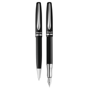 Pelikan 811095 pen set Black, Silver 2 pc(s)