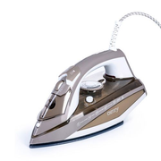 Camry CR 5018 Steam iron Ceramic Ultra Glide soleplate 3000 W Brown, Grey, White
