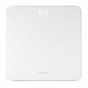 Medisana 40434 personal scale Rectangle White Electronic personal scale