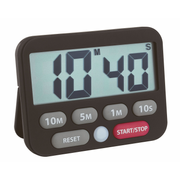 TFA-Dostmann 38.2038.01 Digital kitchen timer Black, Grey, Red, White