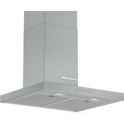 Bosch Serie 6 DWB67CM50 cooker hood Wall-mounted Stainless steel 671 m³/h A