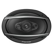 Pioneer TS-A6980F car speaker Oval 4-way 650 W 1 pc(s)