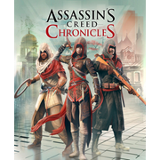 Ubisoft Assassin's Creed Chronicles: Trilogy, PS4 Complete PlayStation 4