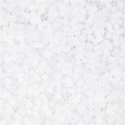 Creativ Company 687790 beads Tube bead Glass White