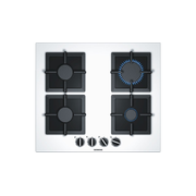 Siemens iQ500 EP6A2PB20 hob White Built-in Gas 4 zone(s)