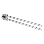 GROHE Essentials Towel holder Wall-mounted Chrome