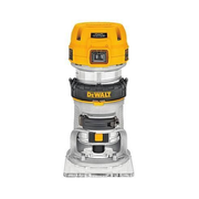 DeWALT D26200-QS router/trimmer Black, Stainless steel, Yellow 27000 RPM 900 W