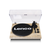 Lenco LBT-188 Belt-drive audio turntable Beige