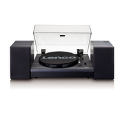 Lenco LS-300 Belt-drive audio turntable Black