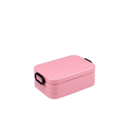 Rosti Mepal 107632076700 lunch box Lunch container 0.9 L Acrylonitrile butadiene styrene (ABS) Pink 1 pc(s)