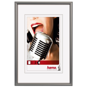 Hama Chicago Grey Single picture frame