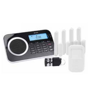 Olympia Protect 9761 security alarm system White