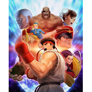 Sony Street Fighter 30th Anniversary Collection, PS4 Basic PlayStation 4