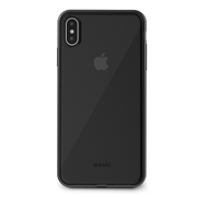 Moshi Vitros mobile phone case Border Black, Transparent