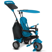 smarTrike Glow 4-in-1 tricycle Children Front drive