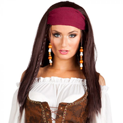 Boland Wig Pirate Trinity Black