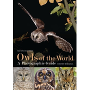 ISBN Owls of the World - A Photographic Guide (Second Edition)