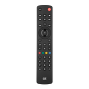 One For All URC 1210 remote control IR Wireless TV Press buttons