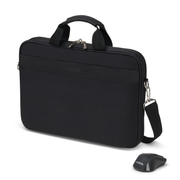 "Dicota D31685 notebook case 39.6 cm (15.6"") Briefcase Black"