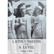ISBN Latin Unseens for A Level