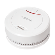 LogiLink SC0010 smoke detector Photoelectrical reflection detector Wireless