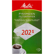 Melitta 4024472145768 coffee filter 100 pc(s) White Cup Disposable coffee filter