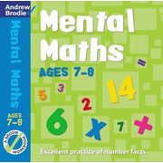 ISBN Mental Maths for ages 7-8
