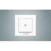 Homematic IP HMIP-WRC2 electrical switch Foot switch White