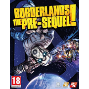 Sony Borderlands: The Pre-Sequel, PS3 Basic PlayStation 3
